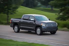 As Big As Texas The Toyota Tundra Is Brawny Everywhere But