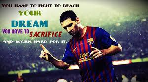 Lionel Messi Quotes Beauteous Lionel Messi Quotes WeNeedFun