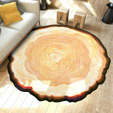 rings coffee table new round mats non slip ancient tree rings classical coffee table mat for rings coffee table