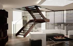 melbourne helical stair design wood staircase modern a62 wood