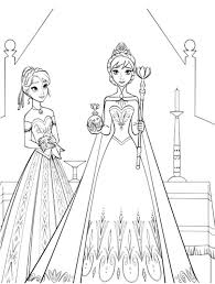 Small Picture Elsa Coloring Pages Printable Coloring Coloring Pages