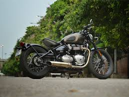 triumph bonneville bobber review a british bike in american