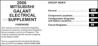 mitsubishi galant wiring diagram manual orig by giwoneck on 2006 mitsubishi galant wiring diagram manual original mitsubishi