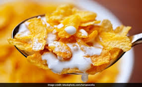 are corn flakes good or bad for weight