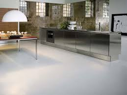 stainless steel kitchen cabinets for minimalist kitchen white floor marble wall stainless steel kitchen cabinets