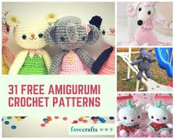 Amigurumi Crochet Patterns Extraordinary Great Amigurumi Crochet Patterns YishiFashion