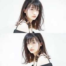 横尾夏帆ボブロブミディアム At Kahokkun Instagram Profile