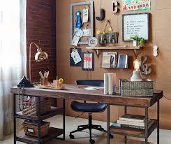 diy cork board office wall