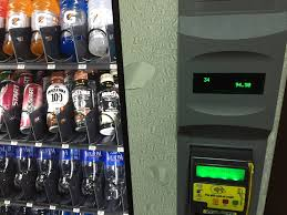 Vending Machine Cost Inspiration The Muscle Milk At This Gym Vending Machine Will Cost You A Bit