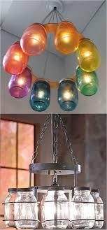 5 6 more mason jar chandeliers