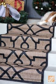 A Christmas Decorating Ideas For The Front Door Outdoor Rug Covers  Steps