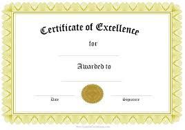Sample Awards Certificate Examples Of Award Certificates Sample Of Award Certificates