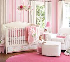 baby girl nursery bedding pink