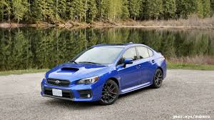 2018 subaru updates. Plain Subaru Performance Package Which Installs Recaro Seats And Jurid Brake Pads  Both Cars Have Seen Numerous Small Styling Design Updates Inside Out For 2018 Subaru