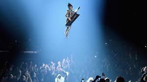 Lady Gaga Kicks Off A Very Good Romance With Vegas Show