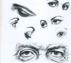 eyes drawings eye drawing images drawing faces and figures joshua nava arts
