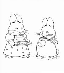 Small Picture Max And Ruby Coloring Page aecostnet aecostnet