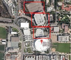 Viejas Arena Parking Viejas Arena