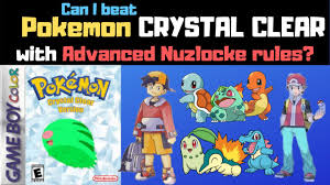 Open World Pokemon? Can you beat Pokemon Crystal Clear with Advanced  Nuzlocke rules? ROM hack - YouTube
