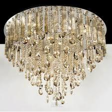 arrow decorative 21 light 65cm led g4 ceiling crystal chandelier in gold u2039 crystal chandelier lighting57