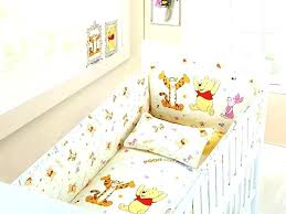 classic pooh crib bedding set classic pooh crib bedding baby bedding crib cot sets the pooh