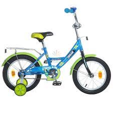 """<b>Велосипед</b> детский <b>NOVATRACK URBAN 14</b>"""" купить в Москве в ..."""