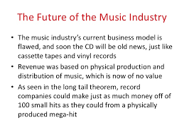 future of the music industry  43