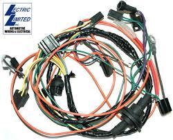 c3 corvette 1968 1979 ac harness w heater wiring kit corvette mods classic car wiring harness at Corvette Wiring Harness