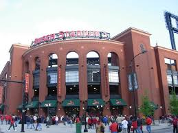 Go Cards Review Of Busch Stadium Saint Louis Mo