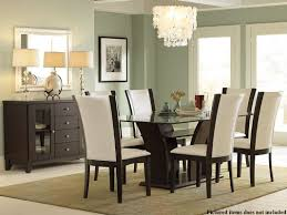 room simple dining sets: perfect round wood contemporary dining table