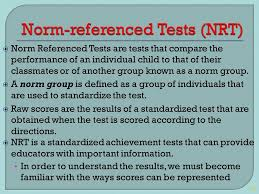 criterion referenced assessment comparing norm and criterion referenced tests essay service
