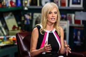 kellyanne conway says lawmakers guilty of sexual harassment