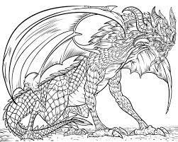 Ghim trên Tranh tô màu con rồng