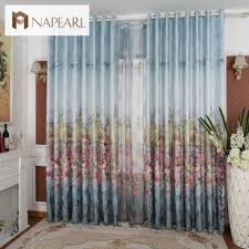 Living Room Window Treatments Online Get Cheap Luxury Window Treatments Aliexpresscom