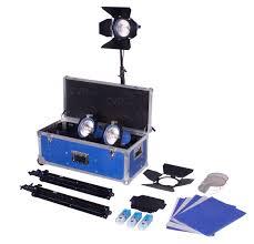 Buy Arri Light Kit Arrilite 750 Plus Light Kit