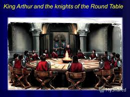 1 king arthur and the knights of the round table