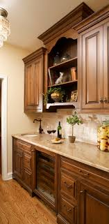 Kitchen Wet Bar Fabulous Kitchen Wet Bars Village Handcrafted Cabinetry