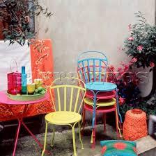 bright colored furniture. bright patio furniture colored