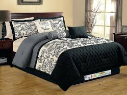gothic bedding sets white bed from black and white gothic bedding source trundlebed