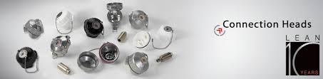 pyromation connection heads die cast screw cover hazardous connection heads provide a protected clean area for mounting a terminal block or transmitter as part of the transition from temperature sensor assembly to