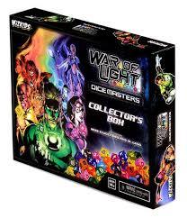 Dc Comics Dice Masters War Of Light Dc War Of Light Dice Masters Collectors Box
