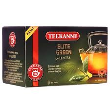 <b>Чай зеленый teekanne elite</b> green в пакетиках — 2 отзыва о ...
