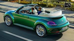2017 Volkswagen Beetle Convertible Exterior - Interior Design ...