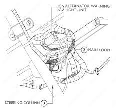 1972 buick externally regulated alternator wiring overview diagram alternator wiring diagram on wiring diagrams ford transit mki f o b prior to 09 1968