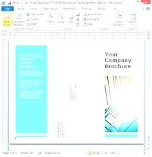 Making A Resume On Word Stunning Resume Booklet Template Case Using Word To Make A Cover Sleeve
