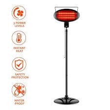 best patio heaters for outdoor comfort