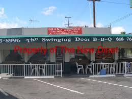 The New Diner: The Swinging Door BBQ-Closed