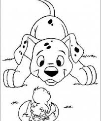 coloring page 101 dalmatians kids n fun find this pin and more on coloring book pages 2