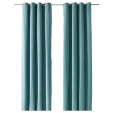 Sanela Curtains 1 Pair 55x118 Ikea