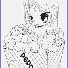 Anime Coloring Pages For Kids Inspirational Barbie Coloring Pages